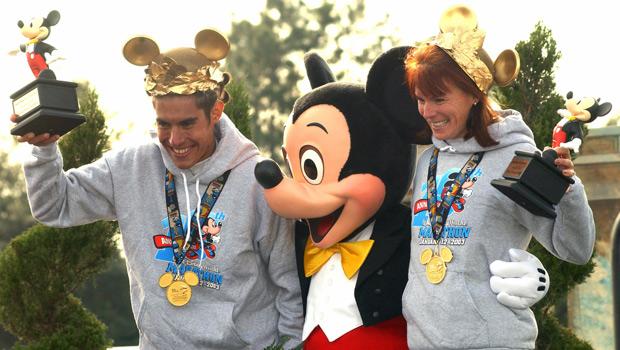 Walt Disney Marathon