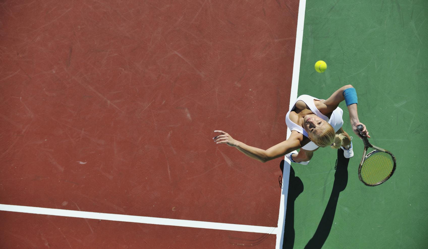 racket drop article