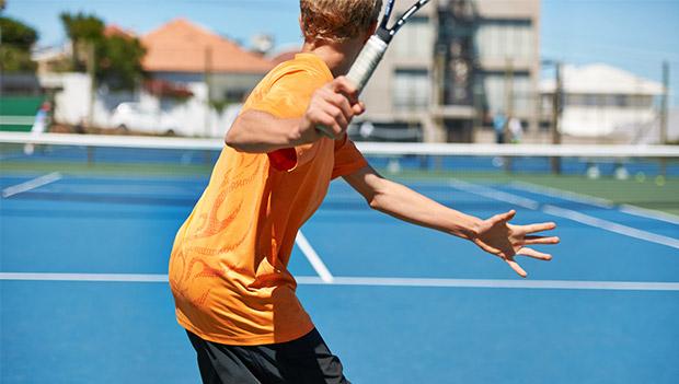 DOW tennis top image