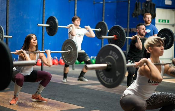 Dating app for crossfitters