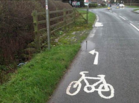 These 18 Pictures Will Make Cyclists Really Mad