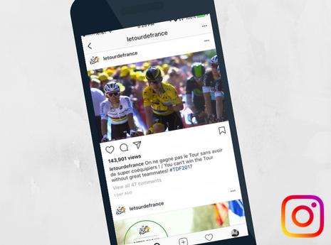 12 Instagram Accounts to Follow During the Tour de France