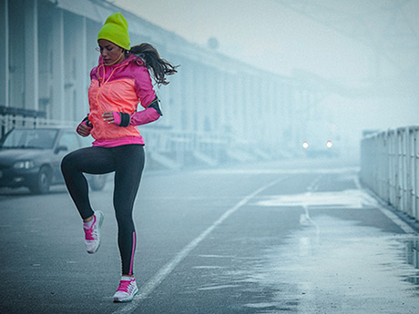 How to Dress for Winter Exercise
