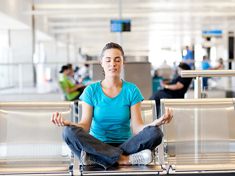 7 Best Yoga Poses for Airports