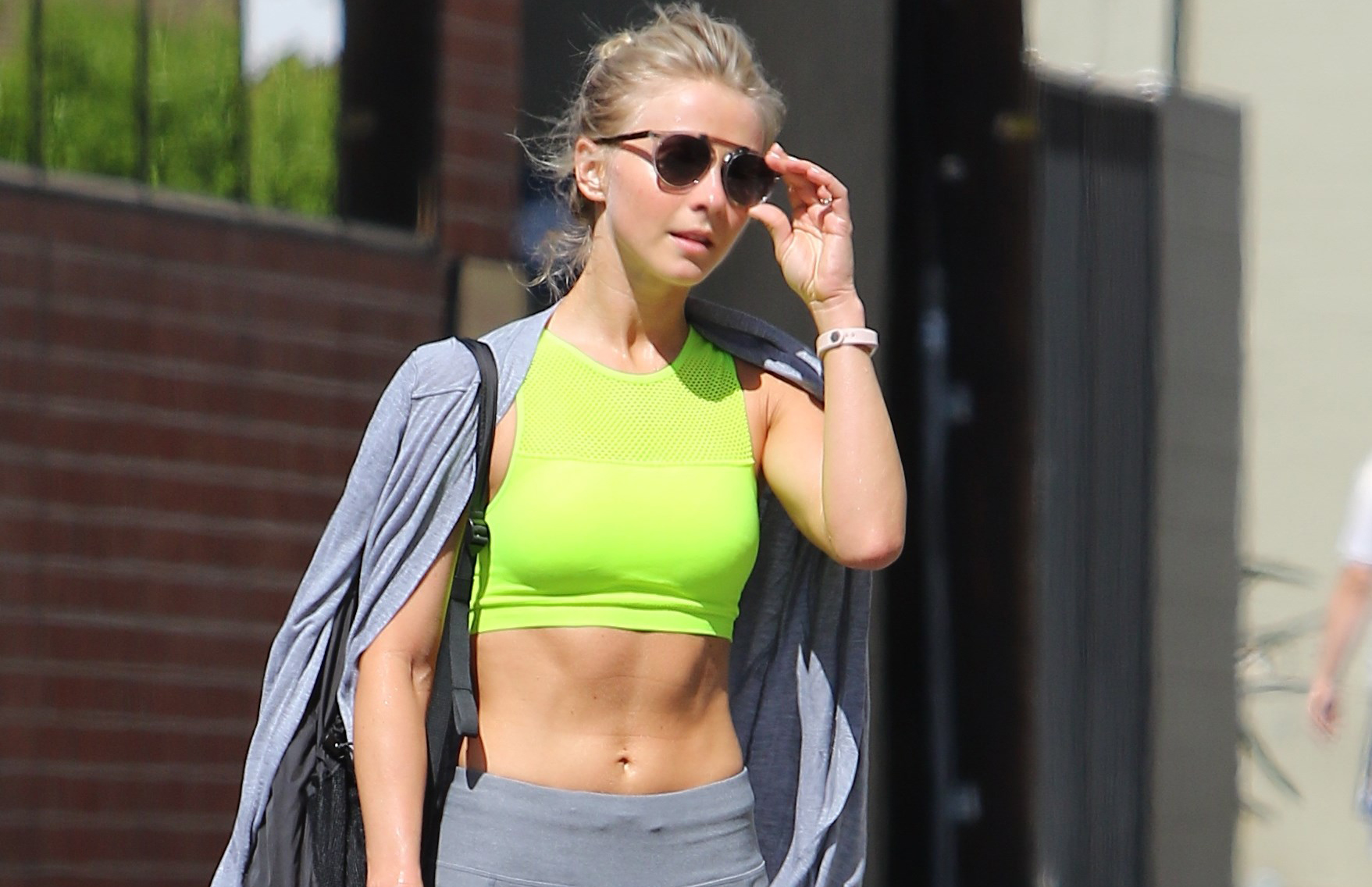 Celebrity Workouts - YouTube