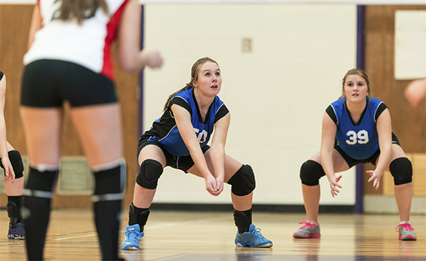 3 Drills for Volleyball Players | ACTIVEkids