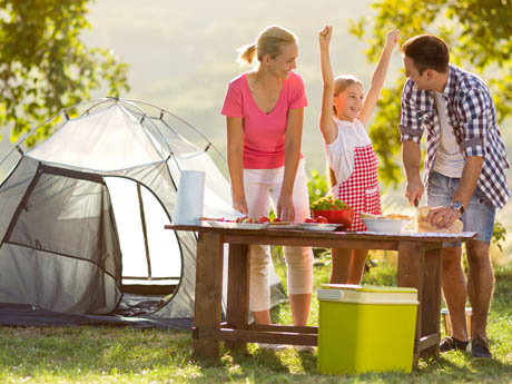 10 Secrets for Budget-Friendly Camping