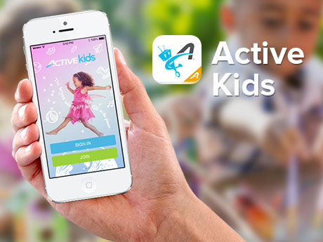 Keep Kids Healthy on the Go With the ACTIVEkids App