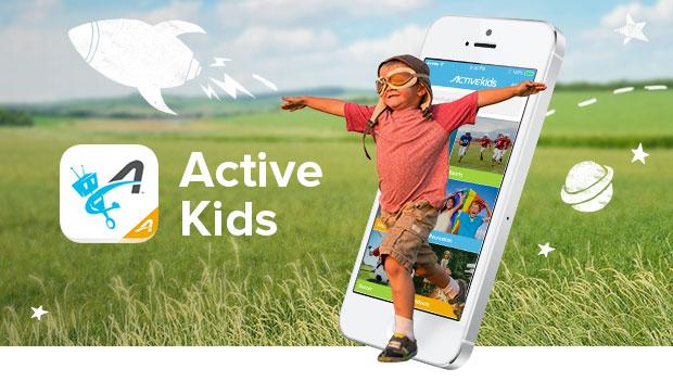 ACTIVEkids App