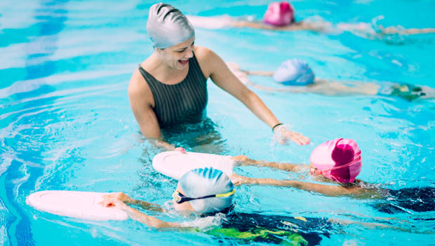 Kids Swimming why i made my kids take swim lessons | activekids