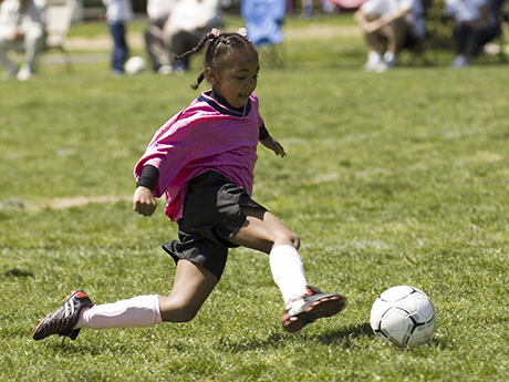 Drill of the Week: Explosive Footwork Soccer Drill for Kids