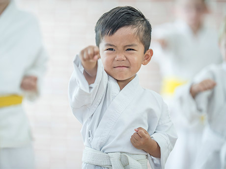 5 Ways Martial Arts Will Help Your Child