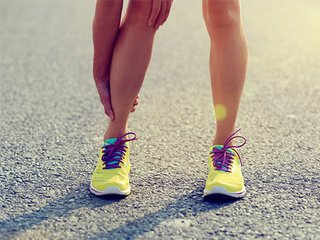 6 Stretches to Prevent Ankle Injuries