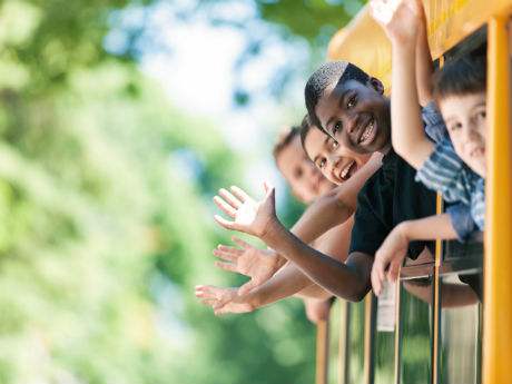 Help Your Kids Conquer Back-to-School Anxiety