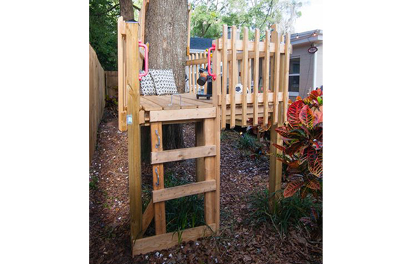 10 Incredible DIY Backyard Forts for Kids   ACTIVEkids