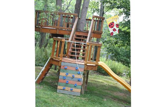 10 Incredible DIY Backyard Forts for Kids   ACTIVE