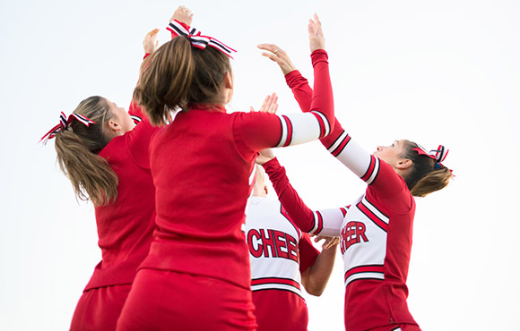 the dangers and risks of cheerleading It has been a year since a young, dark-haired woman from newton collapsed during a cheerleading competition and died, leaving behind her smiling portrait as a grim testament to the dangers of her sport.