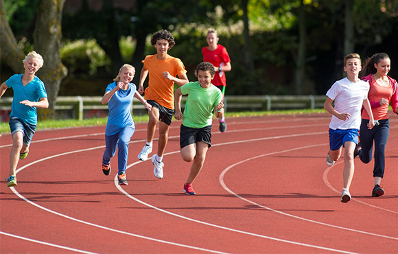 6 Reasons to Encourage Your Child to Run