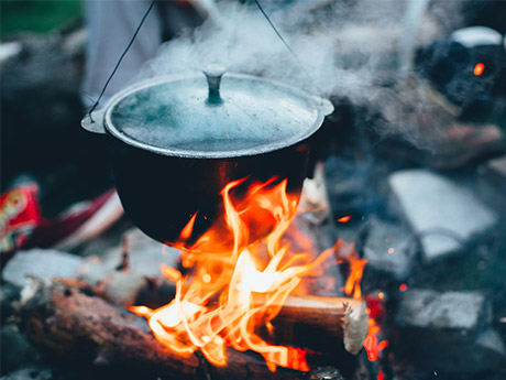 One Pot Meals for Family Camping