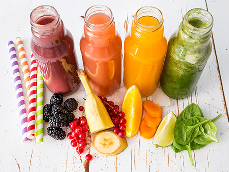 Healthy Homemade Juice Recipes for Kids
