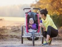 Get the Most Out of Running with a Jogging Stroller