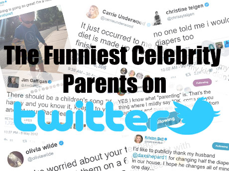 The Funniest Celebrity Parents on Twitter