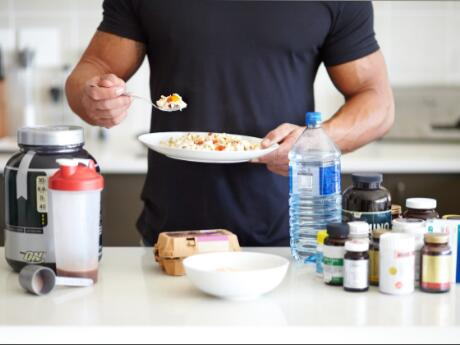 10 Tips to Eat Like a Pro Athlete