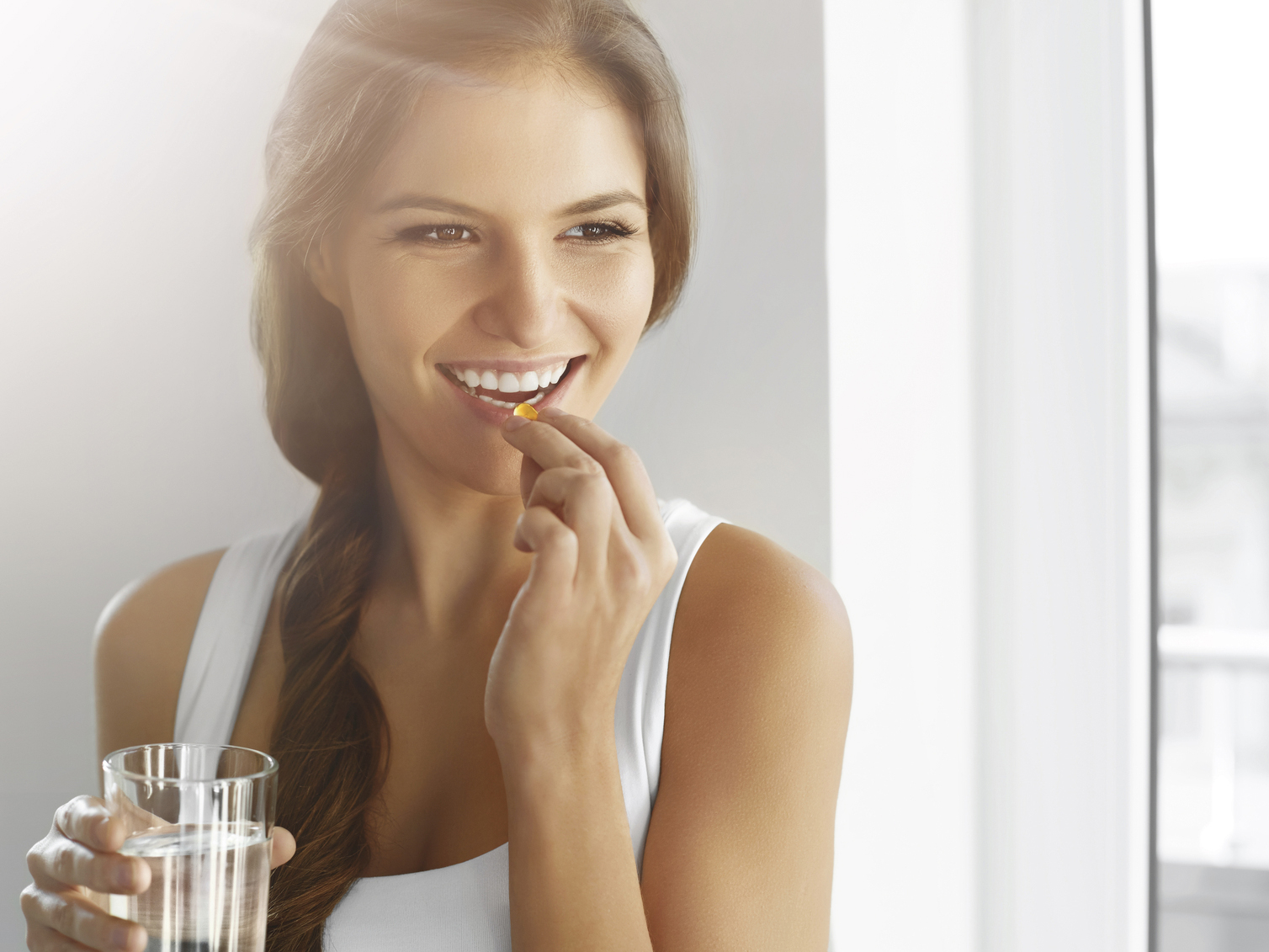 8 Essential Vitamins for Women