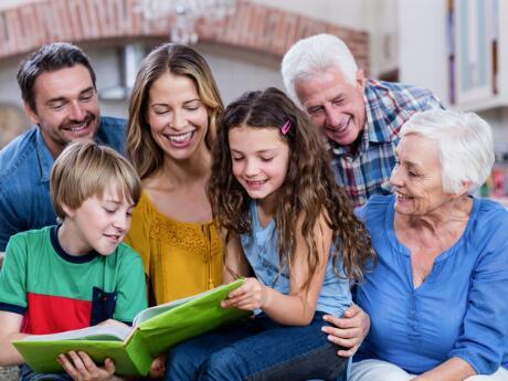 10 Fun Family Reunion Games