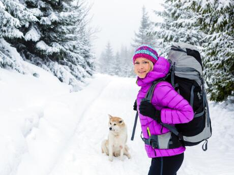 5 Reasons to Go Hiking in Winter Snow