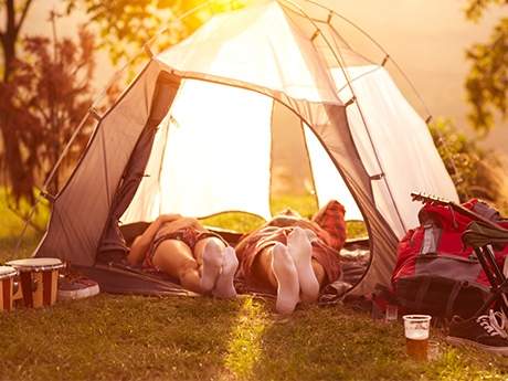 How to Beat the Heat for Summer Camping