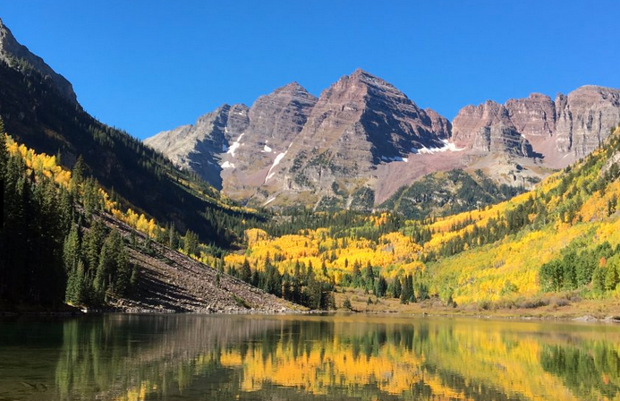 Maroon Lake Loop (Photo Submitted by Justplanatrip on TripAdvisor.com)