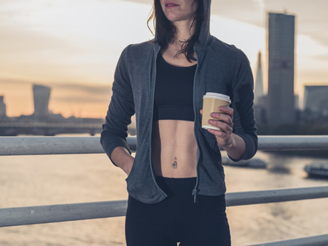 5 Ways Coffee Makes You a Better Runner