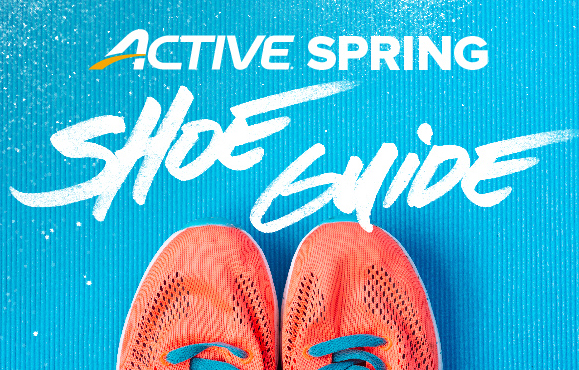 The ACTIVE Spring Running Shoe Guide