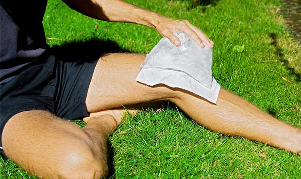 Heat or Ice for Running Injuries