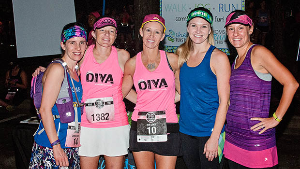 Women-Only Running Clubs