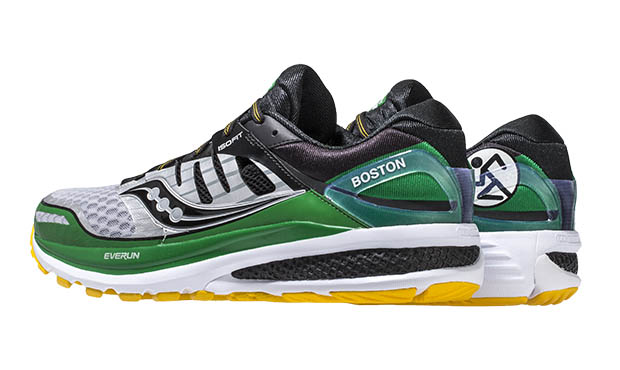 Saucony Boston shoe