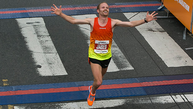 Train Like Olympic Marathoner Jared Ward