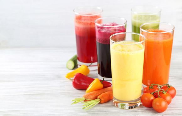 Vegetable Energy Drink