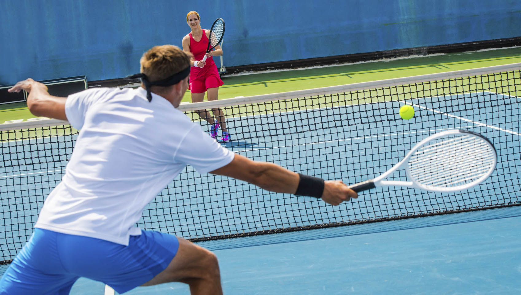 The Best Footwork For Serve And Volley Active