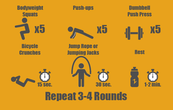 7 Circuit Workouts for Endurance Athletes   ACTIVE