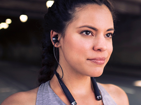 Can a Pair of Earphones Make You Run Faster and Live Healthier?
