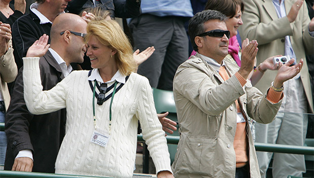 Tennis Parents top