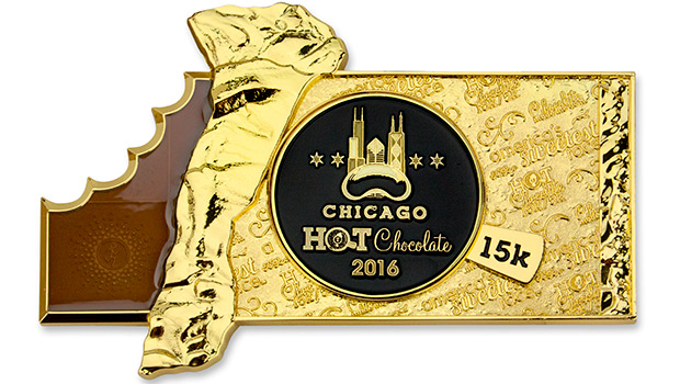 Hot Chocolate Medal