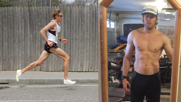 Does upper body muscle impact running