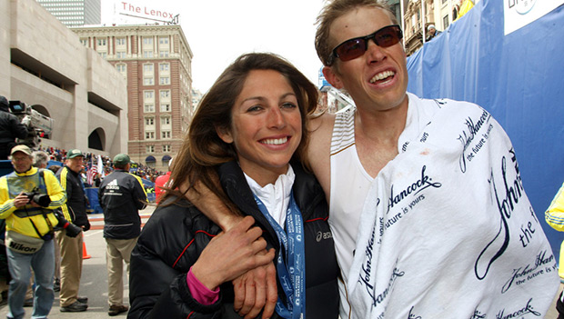 Sara and Ryan Hall