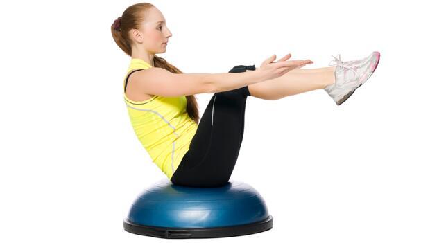 10 full body bosu ball exercises active