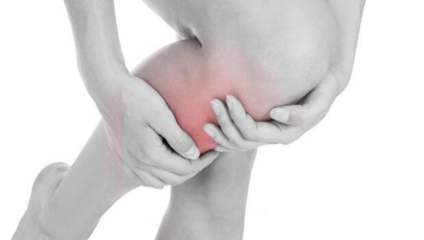 Leg with Shin Splints