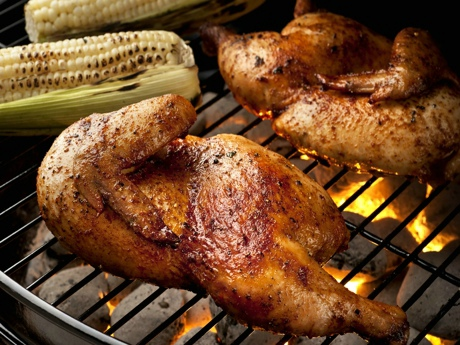 5 Grilled Chicken Recipes for a Campfire Feast