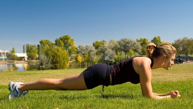 Get Six-Pack Abs With These 5 Plank Exercises | ACTIVE